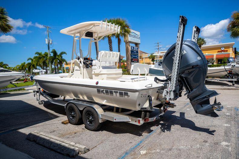 Thumbnail 5 for New 2022 Skeeter SX240 boat for sale in Stuart, FL