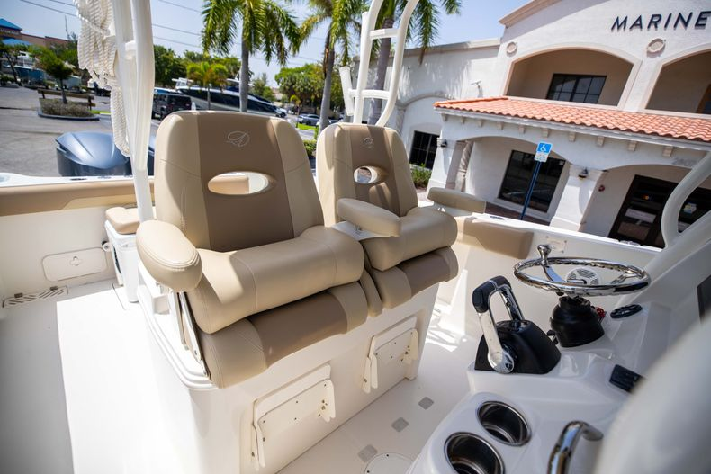 Thumbnail 32 for Used 2017 Sailfish 320CC boat for sale in West Palm Beach, FL