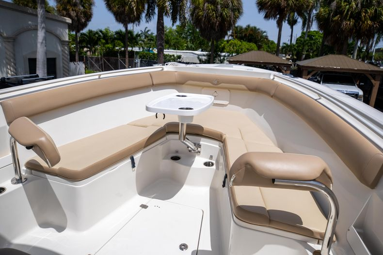 Thumbnail 39 for Used 2017 Sailfish 320CC boat for sale in West Palm Beach, FL
