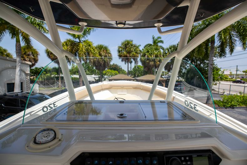 Thumbnail 29 for Used 2017 Sailfish 320CC boat for sale in West Palm Beach, FL