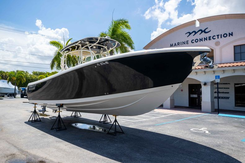 Thumbnail 1 for Used 2017 Sailfish 320CC boat for sale in West Palm Beach, FL