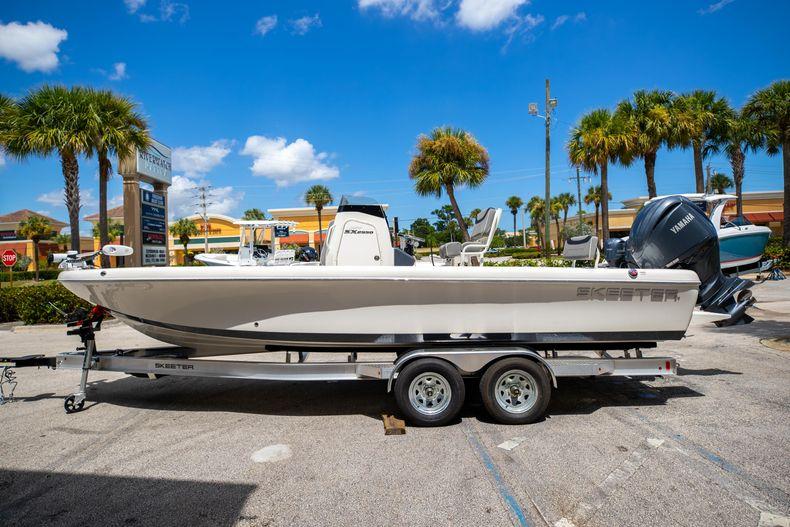 Thumbnail 4 for New 2022 Skeeter SX2550 FISH boat for sale in Stuart, FL