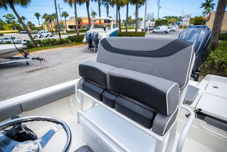 Thumbnail 25 for New 2022 Skeeter SX2550 FISH boat for sale in Stuart, FL