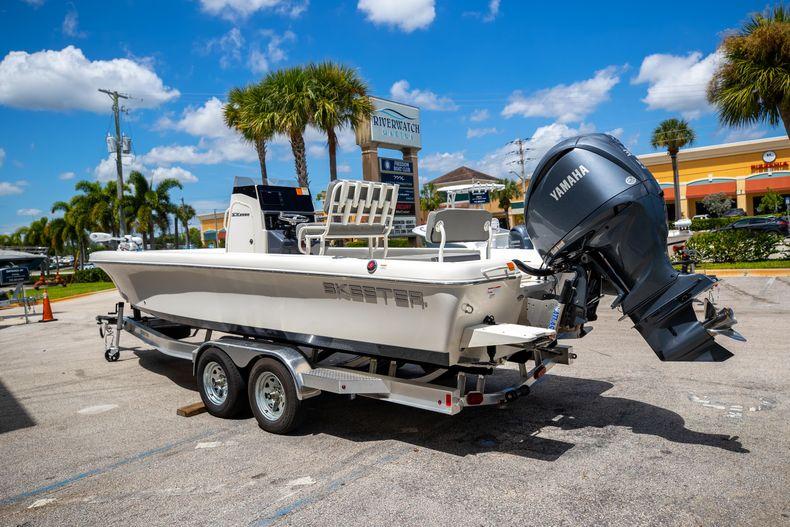 Thumbnail 5 for New 2022 Skeeter SX2550 FISH boat for sale in Stuart, FL