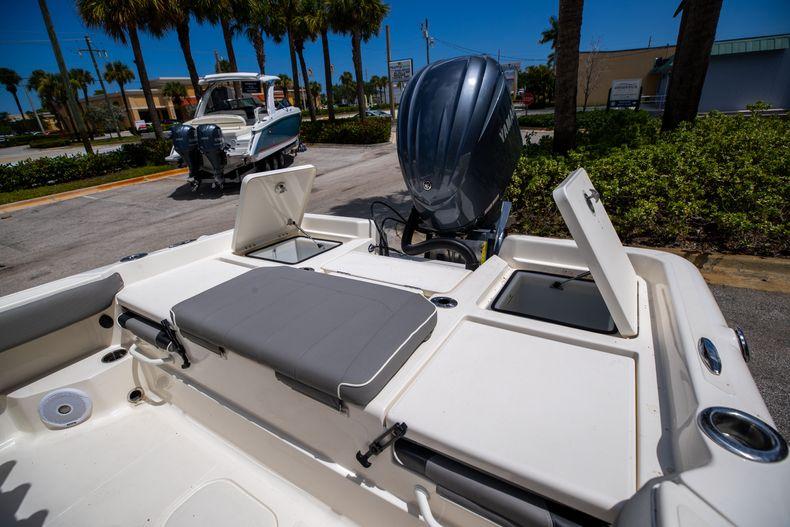 Thumbnail 11 for New 2022 Skeeter SX2550 FISH boat for sale in Stuart, FL