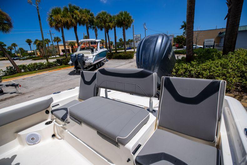 Thumbnail 10 for New 2022 Skeeter SX2550 FISH boat for sale in Stuart, FL