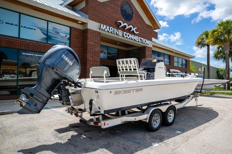 Thumbnail 7 for New 2022 Skeeter SX2550 FISH boat for sale in Stuart, FL