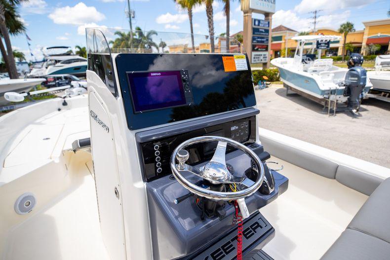 Thumbnail 22 for New 2022 Skeeter SX2550 FISH boat for sale in Stuart, FL