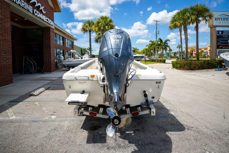 Thumbnail 6 for New 2022 Skeeter SX2550 FISH boat for sale in Stuart, FL