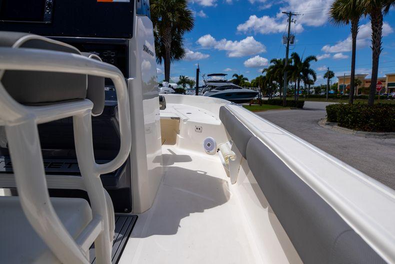 Thumbnail 14 for New 2022 Skeeter SX2550 FISH boat for sale in Stuart, FL