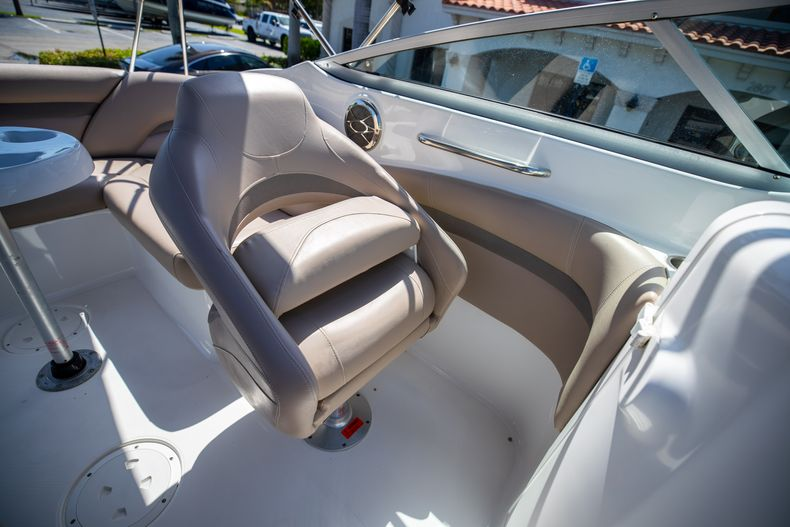 Thumbnail 32 for Used 2015 Hurricane SunDeck SD 2400 OB boat for sale in West Palm Beach, FL