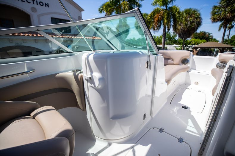 Thumbnail 27 for Used 2015 Hurricane SunDeck SD 2400 OB boat for sale in West Palm Beach, FL