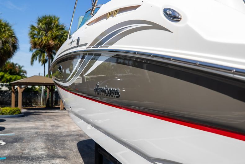 Thumbnail 8 for Used 2015 Hurricane SunDeck SD 2400 OB boat for sale in West Palm Beach, FL
