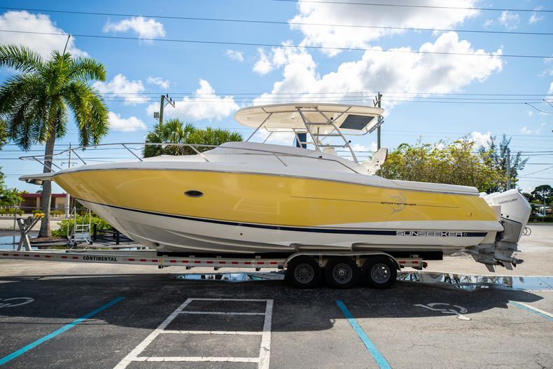 Thumbnail 6 for Used 2004 Sunseeker Sportfisher 37 boat for sale in West Palm Beach, FL