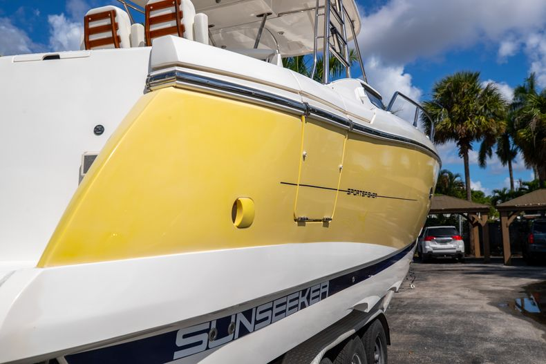 Thumbnail 11 for Used 2004 Sunseeker Sportfisher 37 boat for sale in West Palm Beach, FL