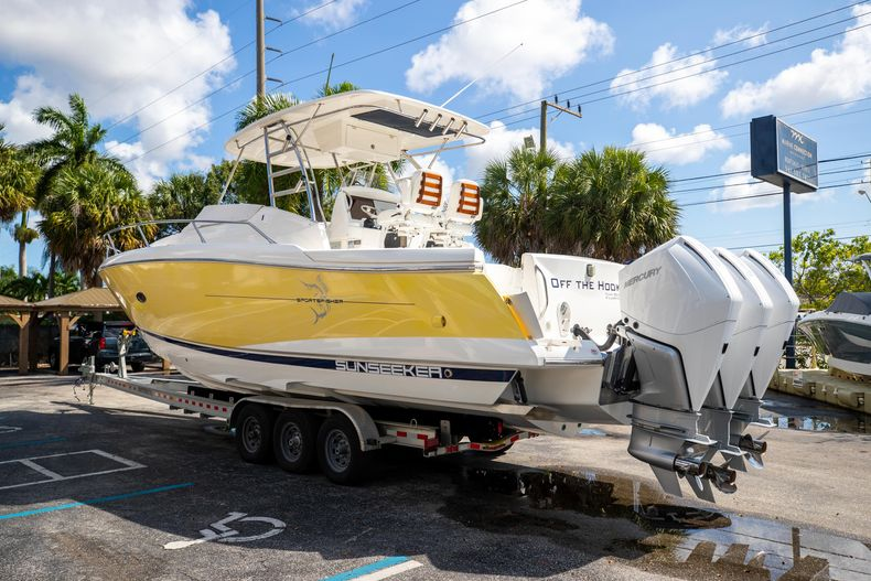 Thumbnail 7 for Used 2004 Sunseeker Sportfisher 37 boat for sale in West Palm Beach, FL