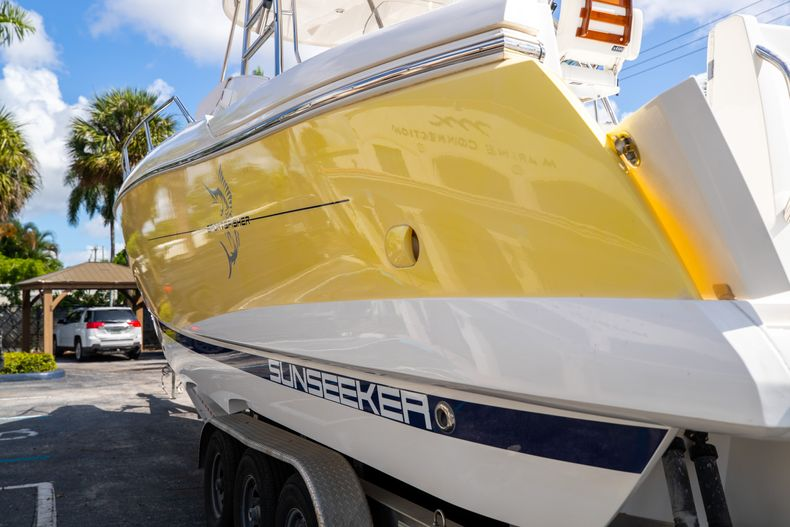 Thumbnail 8 for Used 2004 Sunseeker Sportfisher 37 boat for sale in West Palm Beach, FL