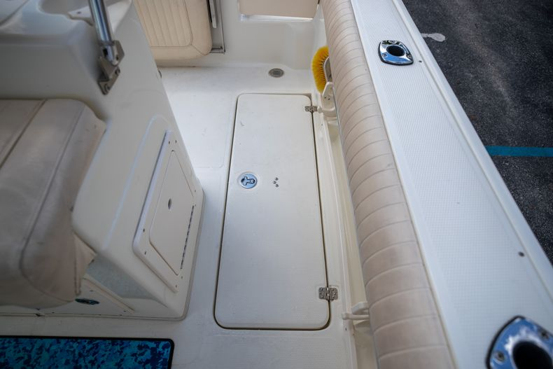 Thumbnail 22 for Used 2007 Mako 234 CC Center Console boat for sale in West Palm Beach, FL