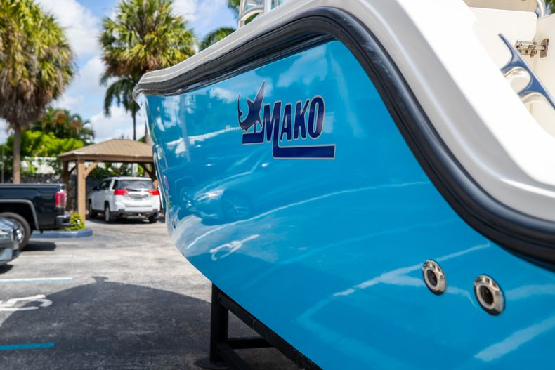 Thumbnail 8 for Used 2007 Mako 234 CC Center Console boat for sale in West Palm Beach, FL