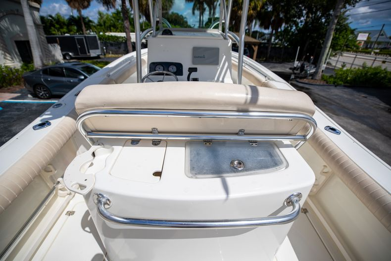 Thumbnail 20 for Used 2007 Mako 234 CC Center Console boat for sale in West Palm Beach, FL