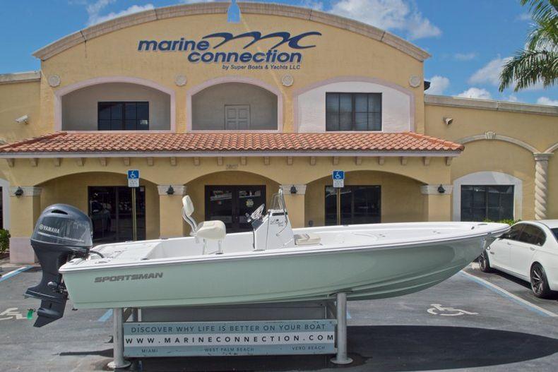 New 2017 Sportsman 20 Island Bay boat for sale in West Palm Beach, FL