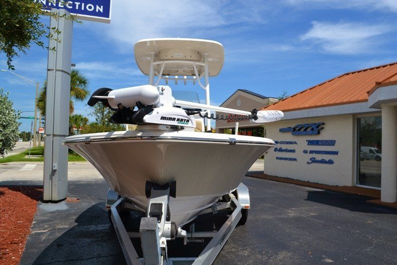 Thumbnail 2 for Used 2014 Sportsman Masters 227 Bay Boat boat for sale in Vero Beach, FL