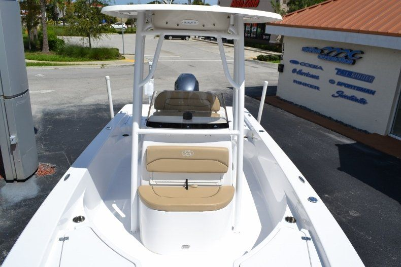 Thumbnail 17 for Used 2014 Sportsman Masters 227 Bay Boat boat for sale in Vero Beach, FL