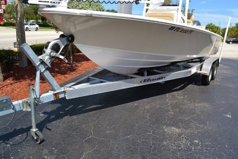 Thumbnail 26 for Used 2014 Sportsman Masters 227 Bay Boat boat for sale in Vero Beach, FL