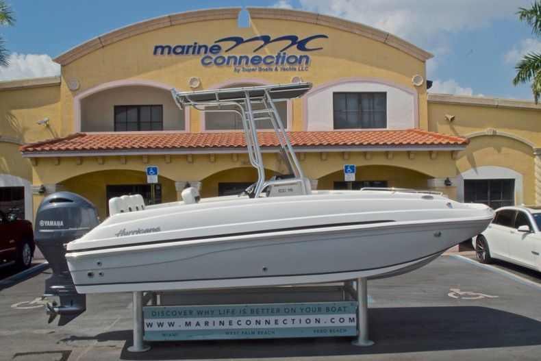 Photo for 2016 Hurricane CC19 Center Console