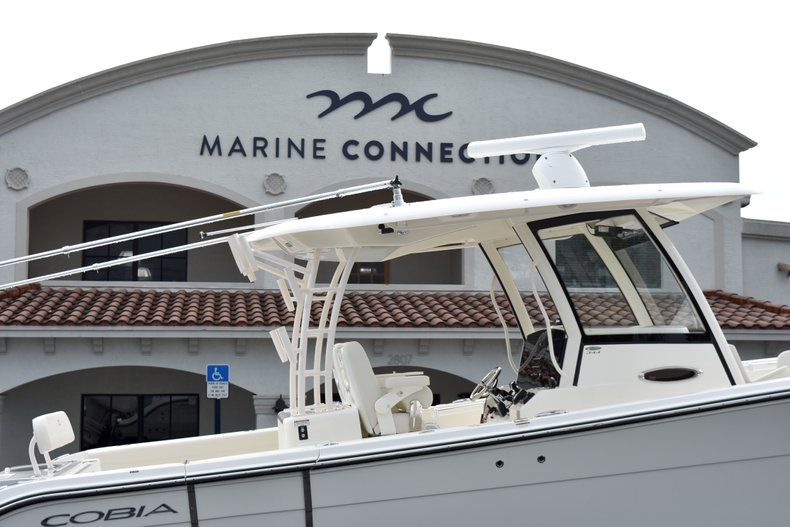 Thumbnail 8 for New 2019 Cobia 344 Center Console boat for sale in Fort Lauderdale, FL