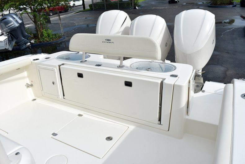 Thumbnail 12 for New 2019 Cobia 344 Center Console boat for sale in Fort Lauderdale, FL