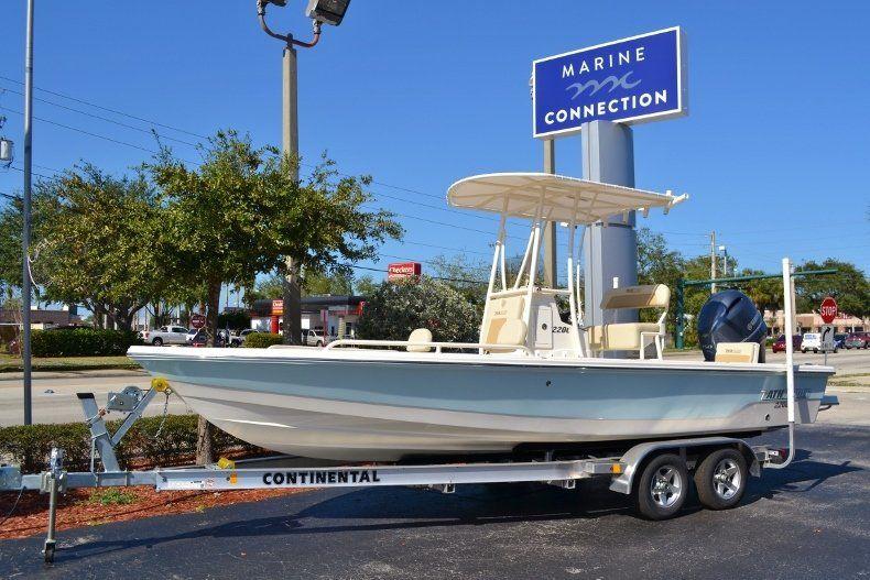 New 2017 Pathfinder 2200 TRS Bay Boat boat for sale in Vero Beach, FL