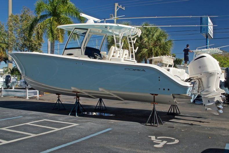 Thumbnail 4 for New 2017 Cobia 344 Center Console boat for sale in West Palm Beach, FL