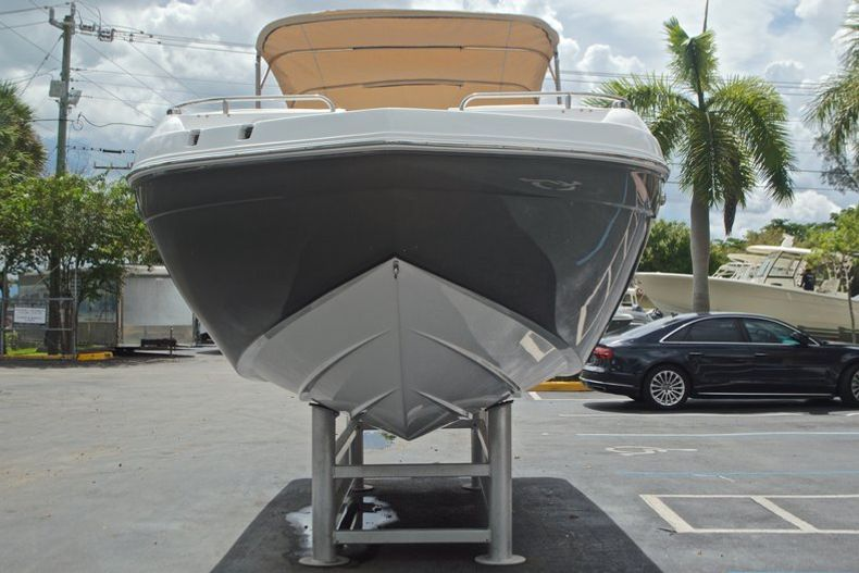 Thumbnail 2 for New 2017 Hurricane SunDeck SD 2486 OB boat for sale in West Palm Beach, FL