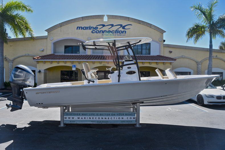 New 2018 Sportsman Masters 267 Bay Boat boat for sale in Vero Beach, FL