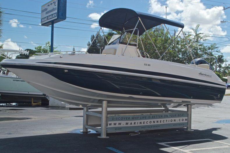 Thumbnail 3 for New 2017 Hurricane CC21 Center Console boat for sale in Vero Beach, FL