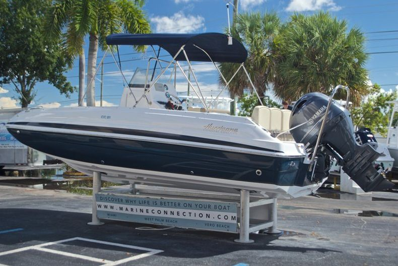 Thumbnail 5 for New 2017 Hurricane CC21 Center Console boat for sale in Vero Beach, FL