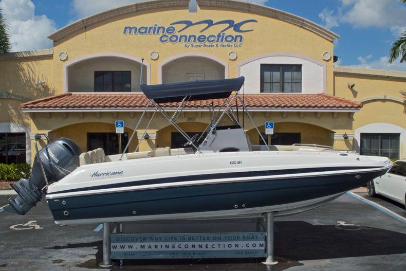 New 2017 Hurricane CC21 Center Console boat for sale in Vero Beach, FL