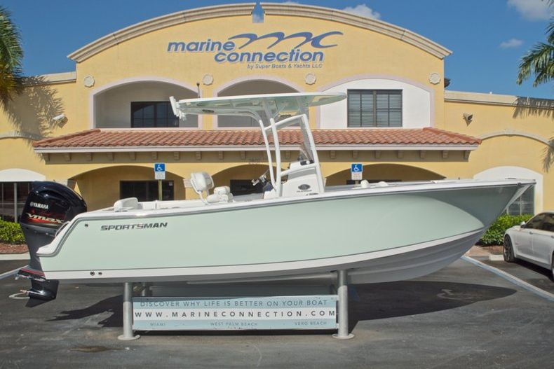 Photo for 2016 Sportsman Open 232 Center Console
