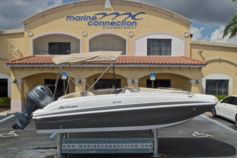 Image 0 for 2017 Hurricane SunDeck Sport SS 188 OB in West Palm Beach, FL
