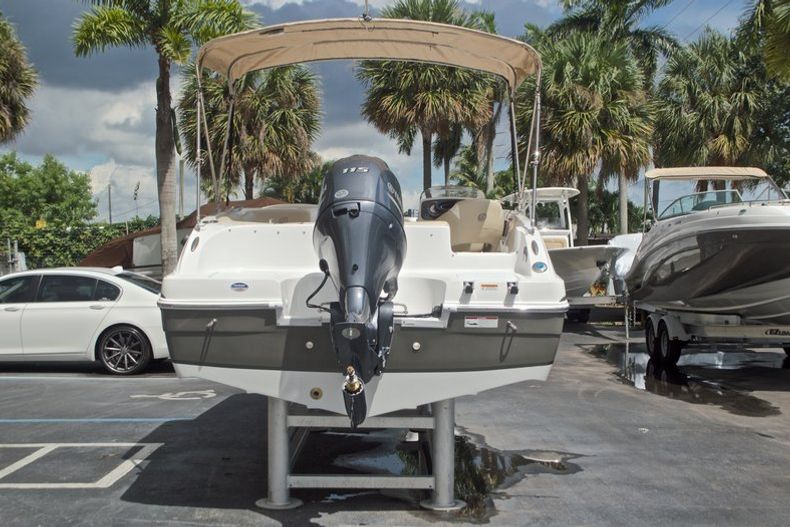 Image 6 for 2017 Hurricane SunDeck Sport SS 188 OB in West Palm Beach, FL