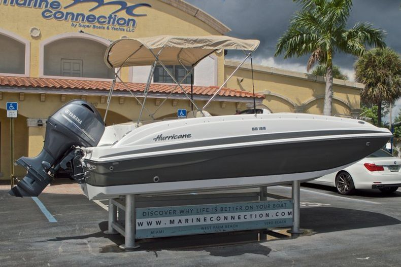 Image 7 for 2017 Hurricane SunDeck Sport SS 188 OB in West Palm Beach, FL