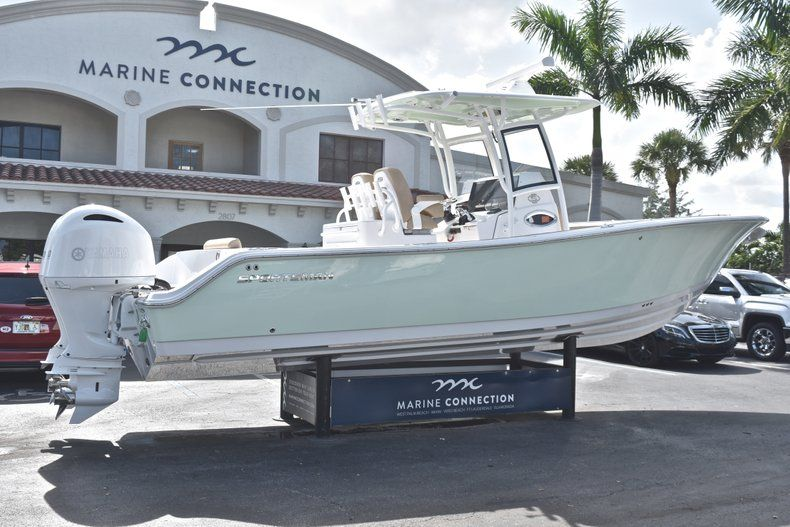 Thumbnail 7 for New 2019 Sportsman Open 282 Center Console boat for sale in Miami, FL