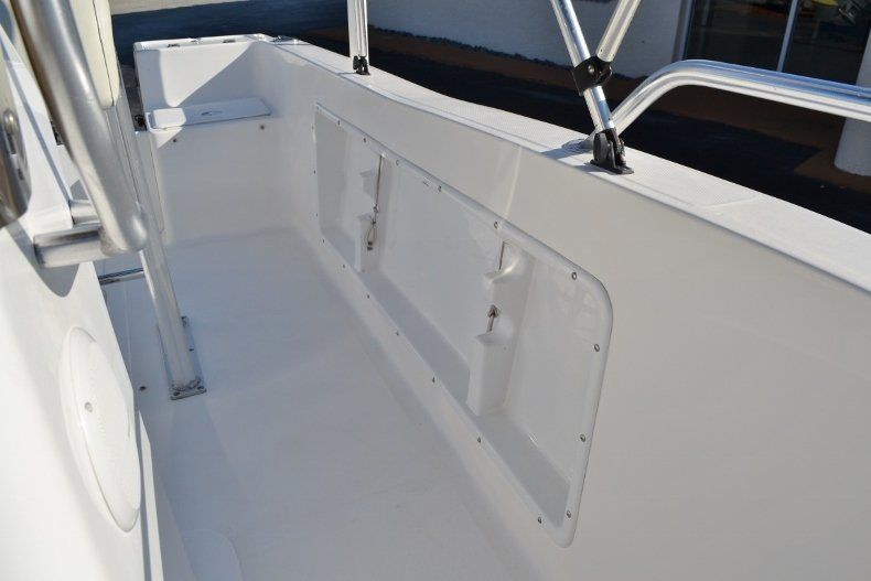 Thumbnail 14 for Used 2002 Angler 18 Center Console boat for sale in Vero Beach, FL