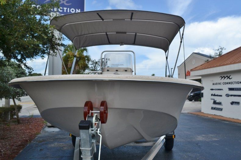 Thumbnail 2 for New 2019 Carolina Skiff 178DLV boat for sale in Vero Beach, FL