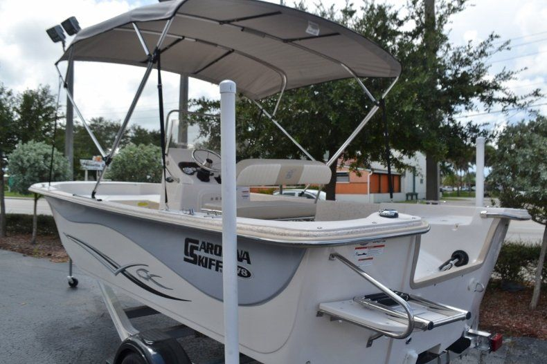 Thumbnail 3 for New 2019 Carolina Skiff 178DLV boat for sale in Vero Beach, FL