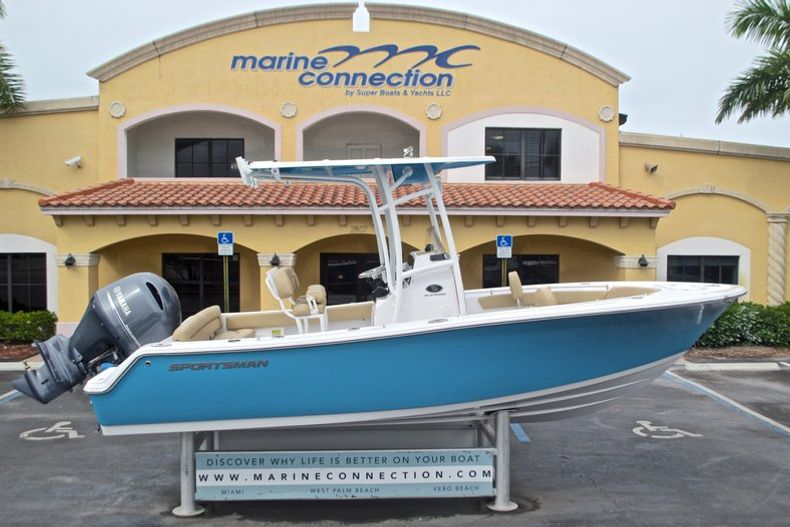 New 2017 Sportsman Heritage 211 Center Console boat for sale in West Palm Beach, FL