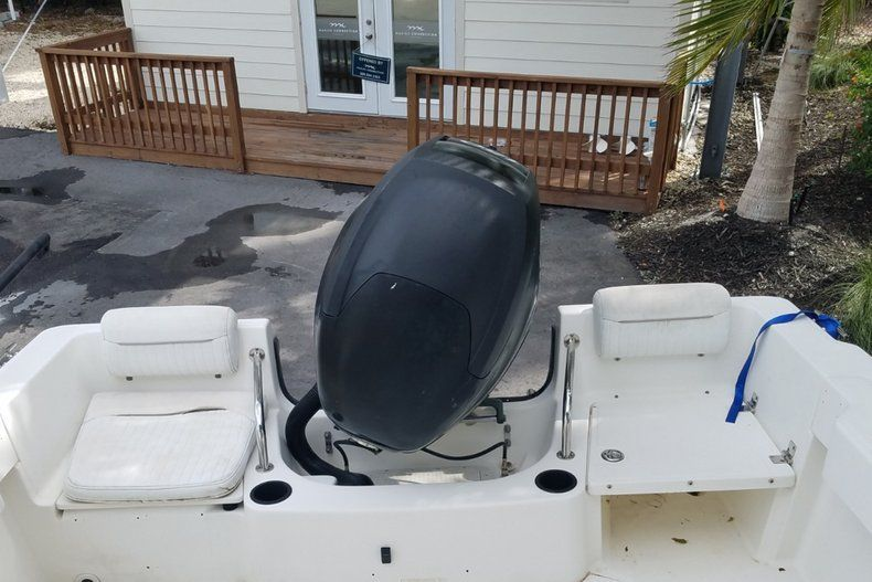Thumbnail 7 for Used 2006 Boston Whaler 205 Conquest boat for sale in Islamorada, FL
