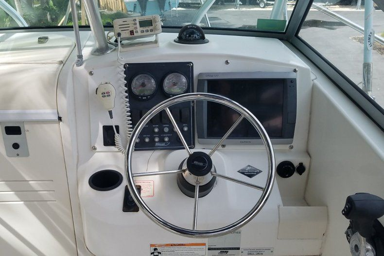 Thumbnail 8 for Used 2006 Boston Whaler 205 Conquest boat for sale in Islamorada, FL