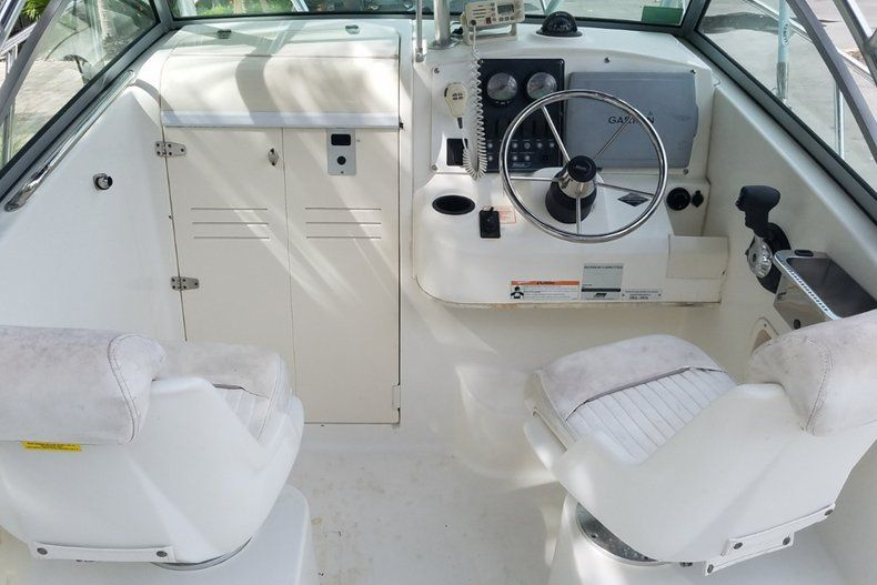 Thumbnail 6 for Used 2006 Boston Whaler 205 Conquest boat for sale in Islamorada, FL